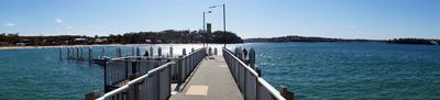 Hordens Beach Jetty at Bundeena