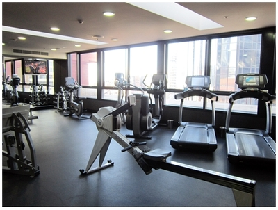 Intercontinental Melbourne, The Rialto, Intercontinental Hotels, Collins Street, Accommodation, Gym, fitness center