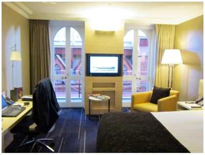 Intercontinental Melbourne, The Rialto, Intercontinental Hotels, Collins Street, Accommodation, Hotels