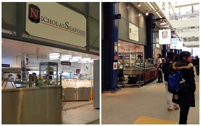 Sydney Fish Market, Seafood School, pyrmont, seafood restaurants, fish and chip