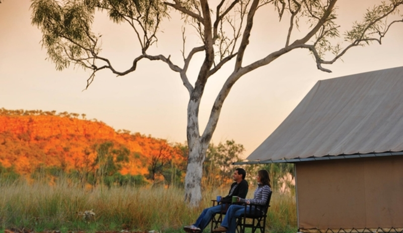 bell george wilderness camp