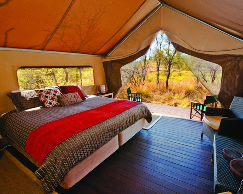 bell george wilderness camp  - Self Driving the Kimberley : Tips for a travel adventure