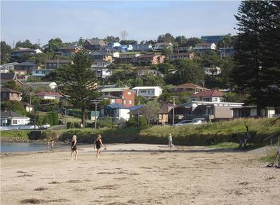 gerroa, seven mile beach, new south wales, nsw, beach