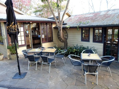 norman lindsay gallery museum cafe