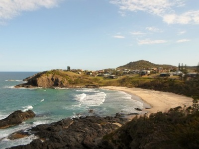 scotts head, lookout, little beach