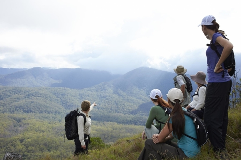 Spicers Retreat's Scenic Rim Trail