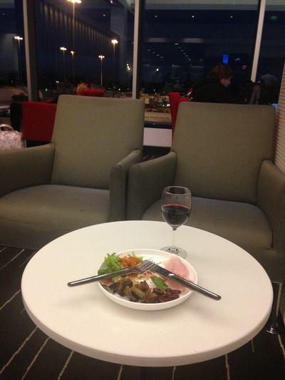 the qantas club melbourne domestic airport, the qantas club business class lounge melbourne domestic airport