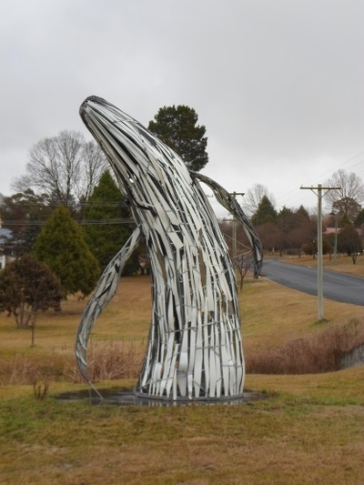 walcha sculpture walk